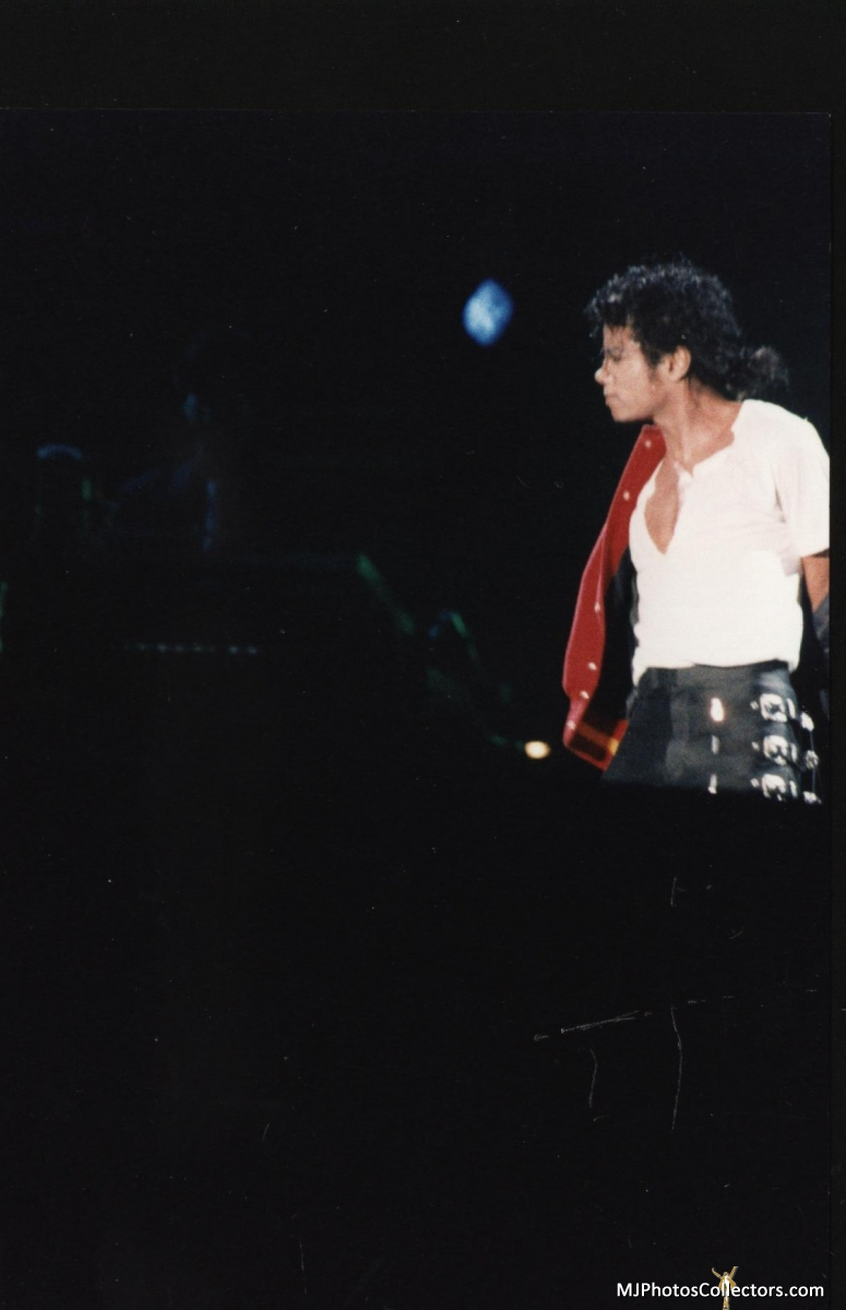 Bad Tour Rome 1988 Pics - Page 2