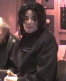 mj in studio 2002