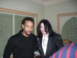 John Legend & Michael in Bahrain 2006