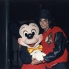 Michael at Disney World